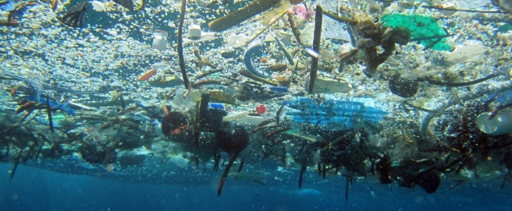 Plastic Waste in Oceans