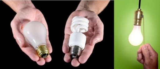 Turn Off Incandescent Bulbs