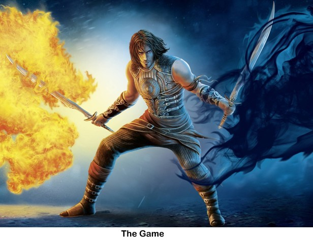 Prince Of Persia The Game