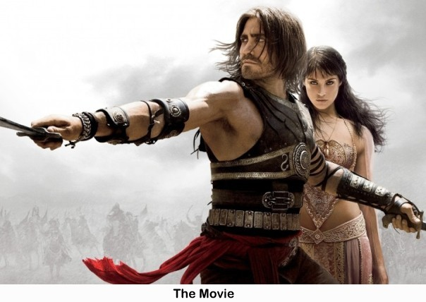 Prince Of Persia The Movie