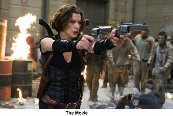Resident Evil The Movie