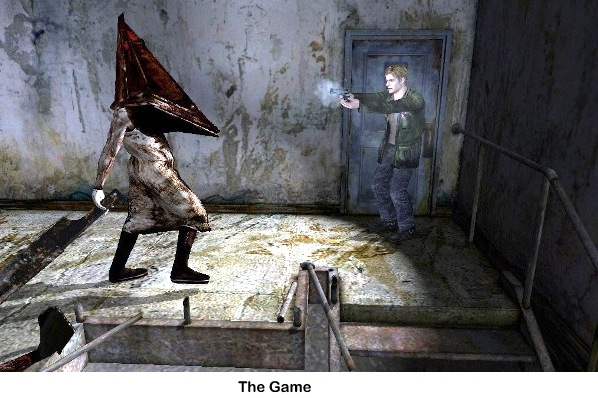 Silent Hill The Game