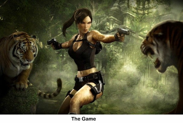 Lara Croft The Game
