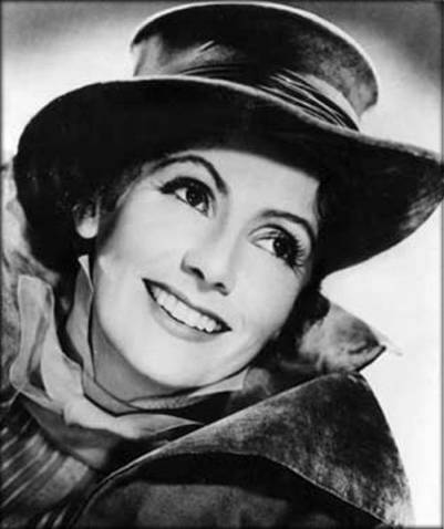 Greta Garbo: the first style icon