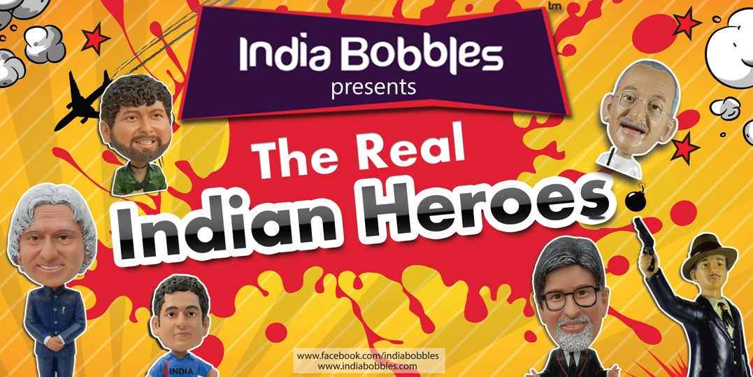 Limited Edition India Bobbles Collection