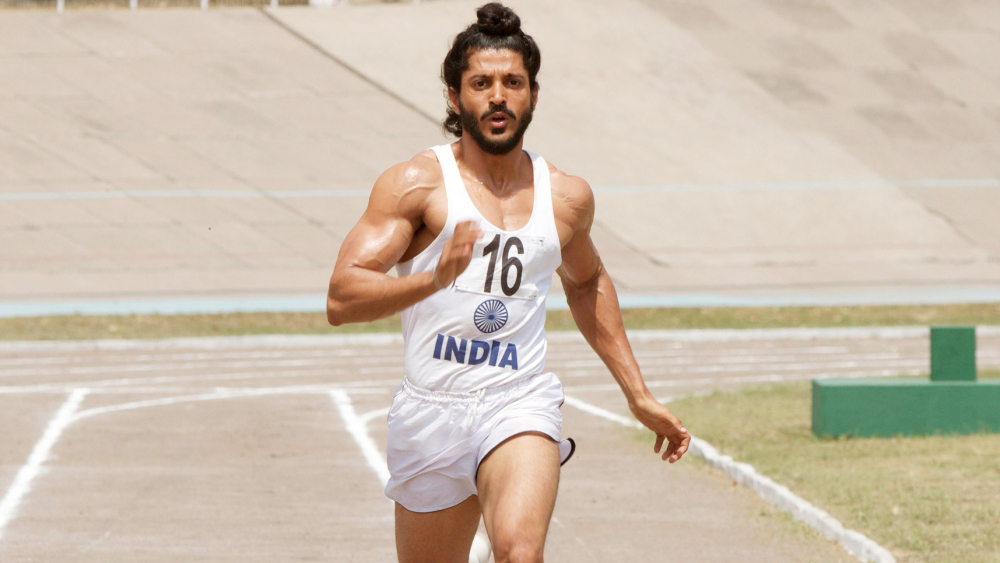 Click to watch Zinda Song from Bhaag Milkha Bhaag