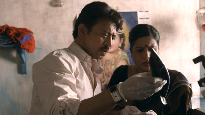 Talvar Movie Still