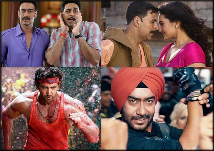 2012 Bollywood remakes
