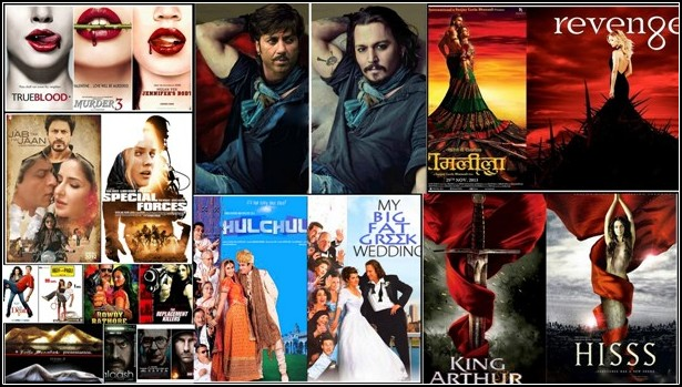 Copid Posters Collage