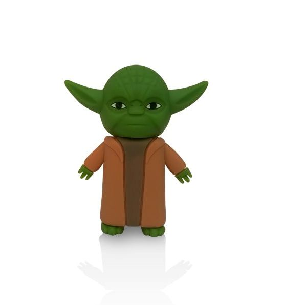 Yoda Warrior USB Drive